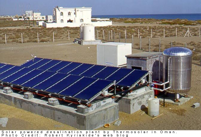Is renewable-energy desalination technology coming of age in