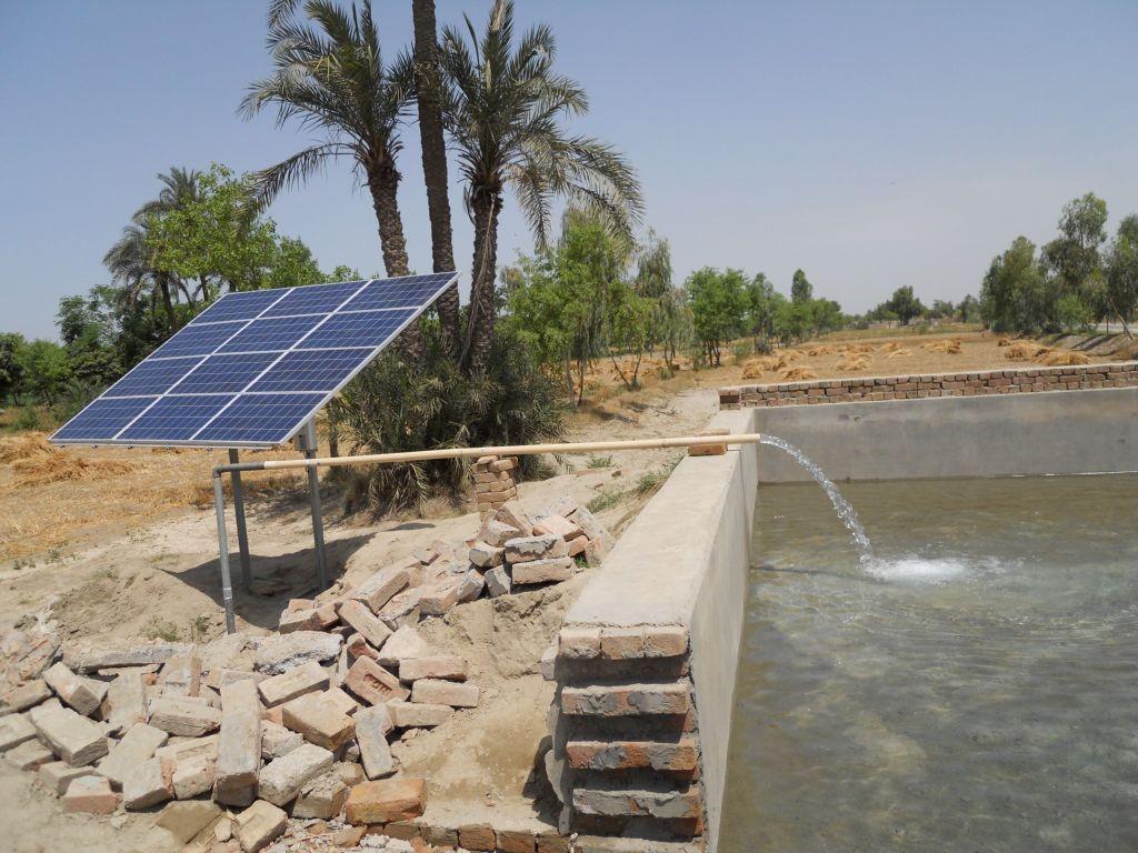 Financing Solar Water Pumping In The Jordan Valley